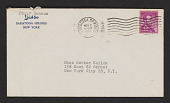 view Esther G. Rolick papers digital asset: Correspondence