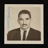view Harold and May Tabak Rosenberg papers digital asset: Harold Rosenberg