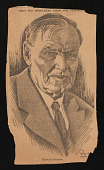view Charles Green Shaw papers digital asset: Darrow, Clarence and Ruby