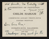view Hassam, Childe digital asset: Hassam, Childe