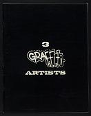 view 3 Graffiti Artists (March 14-April 6) digital asset: 3 Graffiti Artists (March 14-April 6)