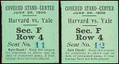 view Admission Tickets digital asset: Admission Tickets