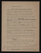 """view Essay Draft by Solomon """"First New York Theater Rally"""" digital asset: Essay Draft by Solomon """"First New York Theater Rally"""""""