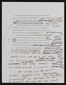 view Indiana, Robert (contract, writings, notes) digital asset: Indiana, Robert (contract, writings, notes): 1965