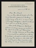 view George Leslie Stout papers digital asset: Ruhemann, Helmut