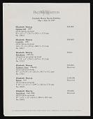 view Paintings (February - April 2000) digital asset: Paintings (February - April 2000)