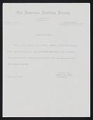 view Alma Thomas papers digital asset: Awards
