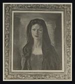 view Of Artwork, Portraits of Emily and Maximilian von Romberg digital asset: Of Artwork, Portraits of Emily and Maximilian von Romberg