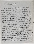 "view Manuscript by Walkowitz ""Remembering Isadora,"" digital asset: Manuscript by Walkowitz ""Remembering Isadora,"""