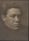 view Portraits of Abraham Walkowitz, by Arnold Genthe digital asset: Portraits of Abraham Walkowitz, by Arnold Genthe