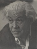 view Photographs of Abraham Walkowitz by Lotte Jacobi digital asset: Photographs of Abraham Walkowitz by Lotte Jacobi