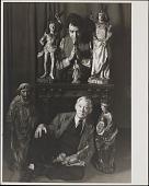 view Photographs of Abraham Walkowitz and Alfredo Valente by Alfredo Valente digital asset: Photographs of Abraham Walkowitz and Alfredo Valente by Alfredo Valente