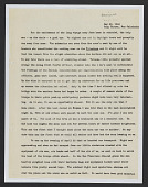 "view Forbes Watson papers digital asset: ""Concerning Life at Camp Barnes in New Caledonia,"" by Unknown"