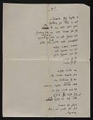 view Max Weber papers digital asset: Letters in Yiddish (Unidentified)