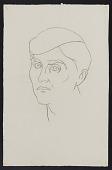 view Sketches, Portraits digital asset: Sketches, Portraits: circa 1890-1930