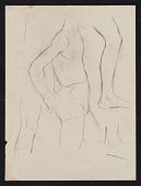 view Sketches, Men digital asset: Sketches, Men: circa 1890-1930