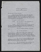 view Articles of Incorporation and Bylaws, Feminist Studio Workshop digital asset: Articles of Incorporation and Bylaws, Feminist Studio Workshop