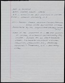 view Ray Yoshida papers digital asset: Biographical Summaries and Resumes