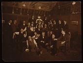 view Group Photograph, Philadelphia Sketch Club digital asset: Group Photograph, Philadelphia Sketch Club