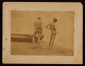 view Thomas Eakins and J. Laurie Wallace digital asset: Thomas Eakins and J. Laurie Wallace