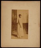 view Women in Empire Dress digital asset: Women in Empire Dress