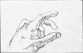 view Hands and Other Studies digital asset: Hands and Other Studies
