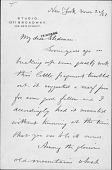 view Letter To Mr. Stedman digital asset: Letter To Mr. Stedman