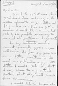 view Letter to Unidentified Person digital asset: Letter to Unidentified Person