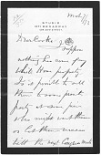 view Letter To Mr. Cooke digital asset: Letter To Mr. Cooke