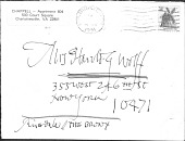 view Correspondence with Warren Chappell digital asset: Correspondence with Warren Chappell