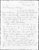 view Family Correspondence digital asset: Family Correspondence