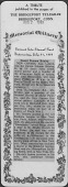 view Daniel Putnam Brinley and Kathrine Sanger Brinley papers digital asset: Obituaries for Daniel Putnam Brinley