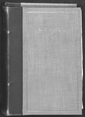 view Dennis Miller Bunker collection digital asset: Bound Letters to Eleanor Hardy, Volumes 1 and 2