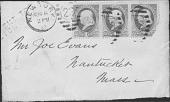 view Letters to Joseph Evans digital asset: Letters to Joseph Evans