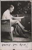 view Photographs of Lyonel Feininger digital asset: Photographs of Lyonel Feininger
