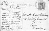 view Correspondence with Grace Mott Johnson digital asset: Correspondence with Grace Mott Johnson