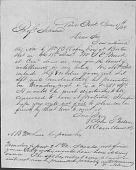 view Ebenezer Alfred Johnson Letter digital asset: Ebenezer Alfred Johnson Letter