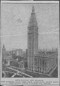 view Clippings, Illustrations of New York, New York digital asset: Clippings, Illustrations of New York, New York