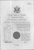 view Dorothea A. Dreier papers digital asset: Passport