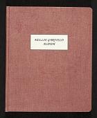 view Mollie Garfield papers digital asset: Illustrated Memorial Album