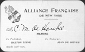 view Alliance Française de New York digital asset: Alliance Française de New York