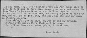 view Undated Miscellaneous Writings and Notes digital asset: Undated Miscellaneous Writings and Notes