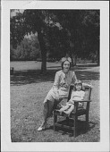 view Photographs of Unidentified People digital asset: Photographs of Unidentified People