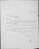 view Correspondence with Library of Congress Copyright Office digital asset: Correspondence with Library of Congress Copyright Office