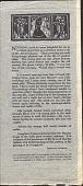 view Linoleum Cut on Broadside by Sherwood Anderson digital asset: Linoleum Cut on Broadside by Sherwood Anderson
