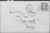 view Kay Sage Letters to Flora Whitney Miller digital asset: Kay Sage Letters to Flora Whitney Miller