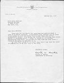 view Barker, Walter - Correspondence digital asset: Barker, Walter - Correspondence