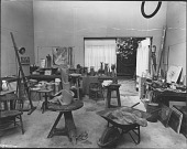 view Kent, Adaline - Photographs, Artist's Studio digital asset: Kent, Adaline - Photographs, Artist's Studio