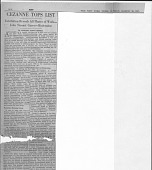view Hofmann, Hans - Clippings digital asset: Hofmann, Hans - Clippings