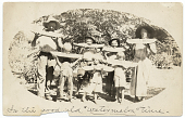 view Jackson Pollock and Family digital asset: Jackson Pollock and Family